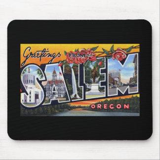 Greetings from Salem Oregon Mousepad