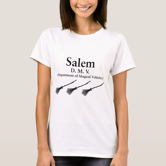 Greetings from Salem T-Shirt