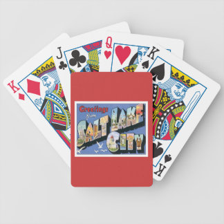 Greetings From Salt Lake City Utah Card Deck