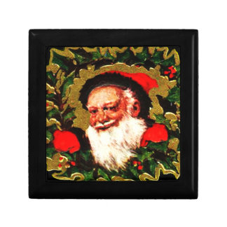 Greetings From Santa Claus Gift Box