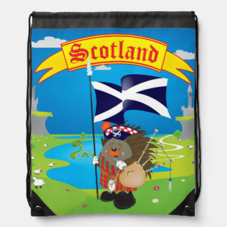 Greetings from Scotland Backpack