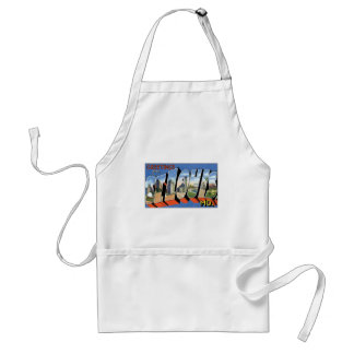 Greetings from St. Louis, MO! Standard Apron