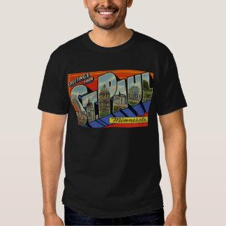 Greetings from St. Paul Minnesota Shirts