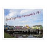 Greetings from Summerside, PEI! Postcards
