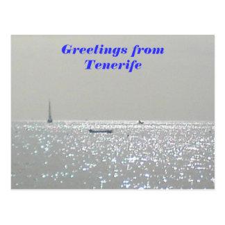 Greetings from Tenerife 2 Postcard