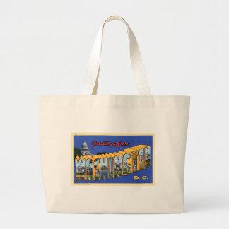 Greetings From Washington DC! Bags