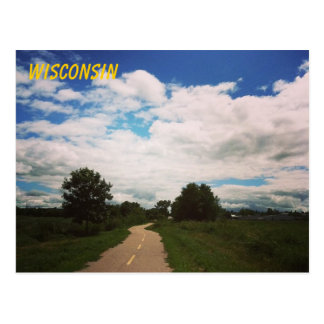 Greetings from Wisconsin! Postcard