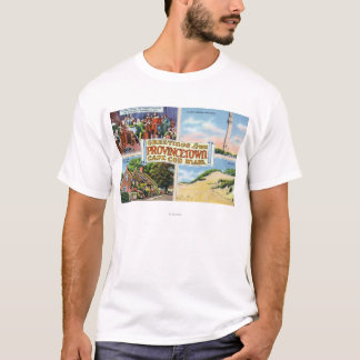Greetings From with Scenic Scenes T-Shirt