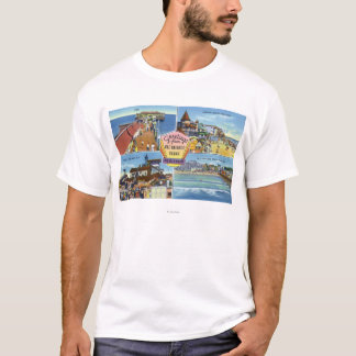 Greetings From with Scenic Views T-Shirt