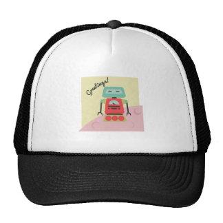 Greetings Trucker Hats