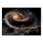 Greetings of the Season - Hubble Space Telescope Cards