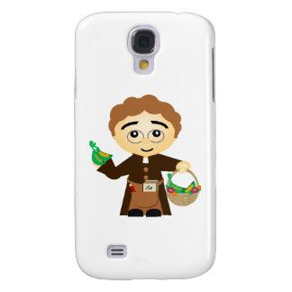 Gregor Mendel Samsung Galaxy S4 Cases