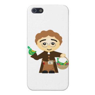 Gregor Mendel iPhone 5/5S Covers