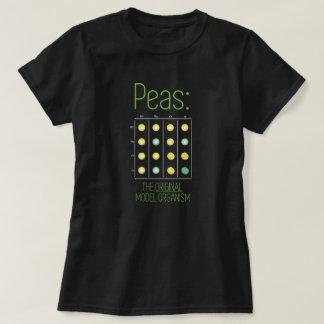 Gregor Mendel: OG (Original Geneticist) - Peas - T-Shirt