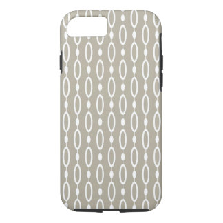 Greige - Grey and Beige Decor iPhone 8/7 Case