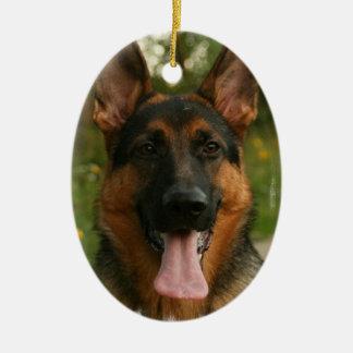 Greman Shepherd Ornament