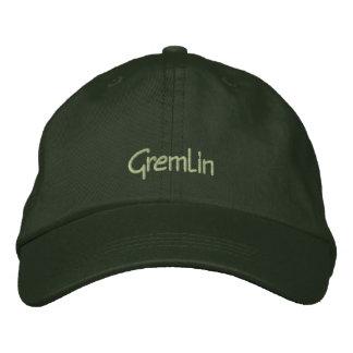 Gremlin Cap / Hat Embroidered Baseball Cap