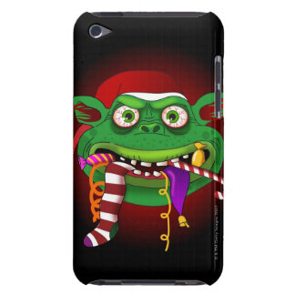 Gremlin Eating Candy iPod Case-Mate Cases