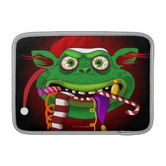 Gremlin Eating Candy MacBook Sleeve