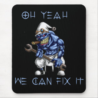 Gremlin Fix It Mousepad