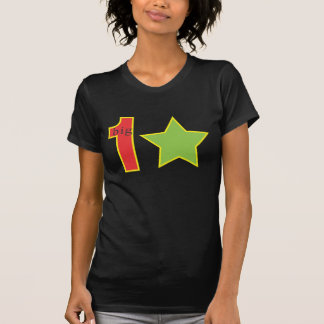 GRENADA 1 BIG STAR T-SHIRT