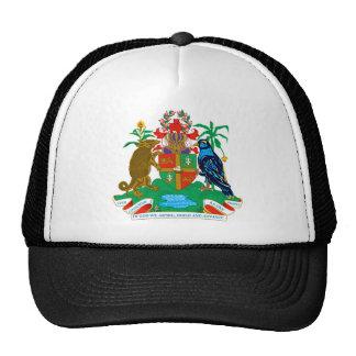 Grenada Coat of Arms Cap