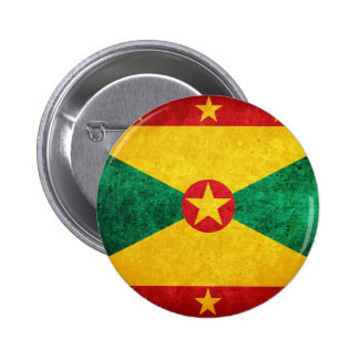 Grenada Flag Buttons