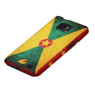 Grenada Flag Galaxy S2 Case