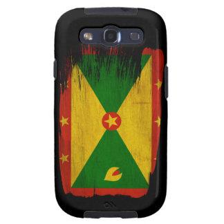Grenada Flag Samsung Galaxy S3 Cases