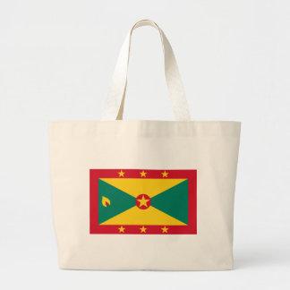 Grenada Flag GD Canvas Bag