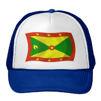 Grenada Flag Hat