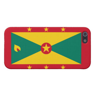 Grenada Flag iPhone 5 Cover