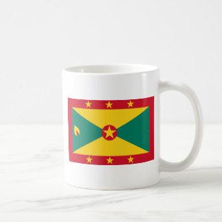 Grenada, Greenland flag Mugs