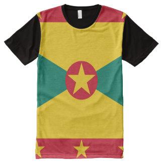 Grenada  National flag Shirt