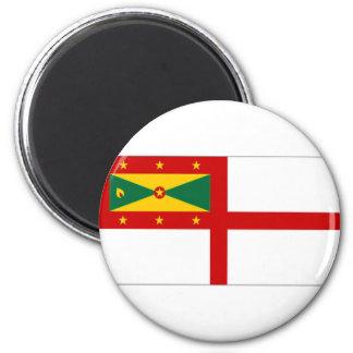 Grenada Naval Ensign Fridge Magnet