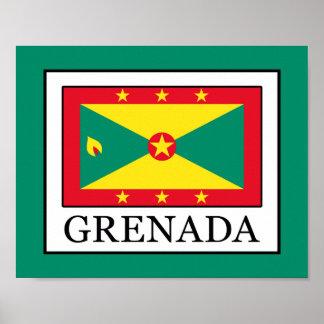 Grenada Poster