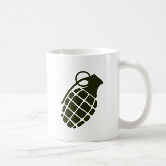 Grenade Coffee Mug