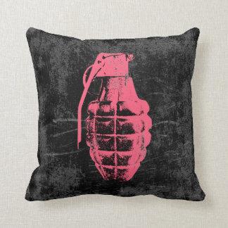 Grenade Pillows