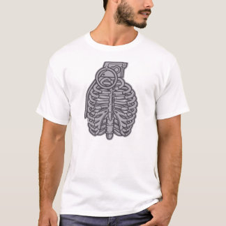 Grenade ribcage T-Shirt