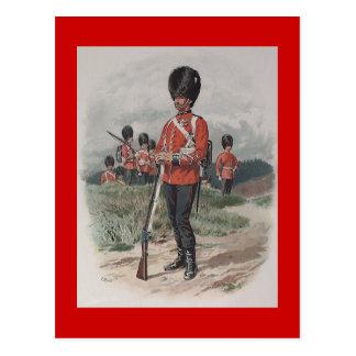 Grenadier Guards Postcard