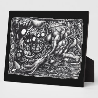 Grendel-Mother-Dream_ Photo Plaque