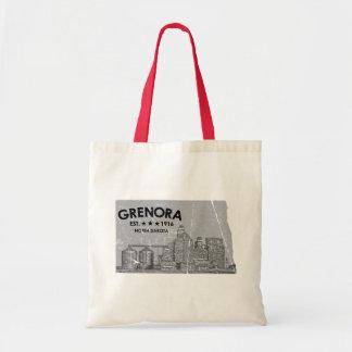 GRENORA EST 1916 GRAIN ELEVATORCelebrate heritage! Tote Bag
