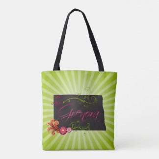Grenora Sunburst Tote Bag