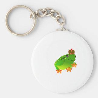 grenouille porte-clés
