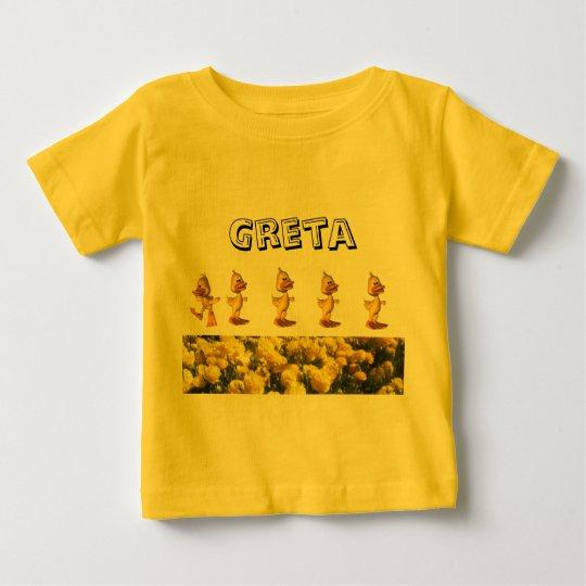 Greta Baby T-Shirt