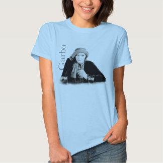 Greta Garbo Baby Doll Tee