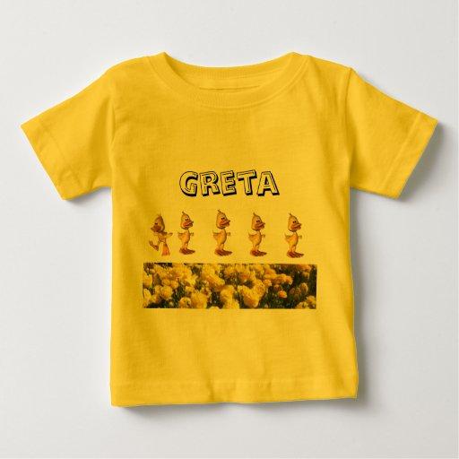 Greta T-shirts