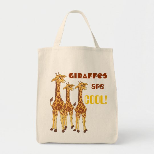 Greta the Giraffe - Tote Bag