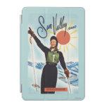 Gretchen Fraser Advertisement Poster iPad Mini Cover
