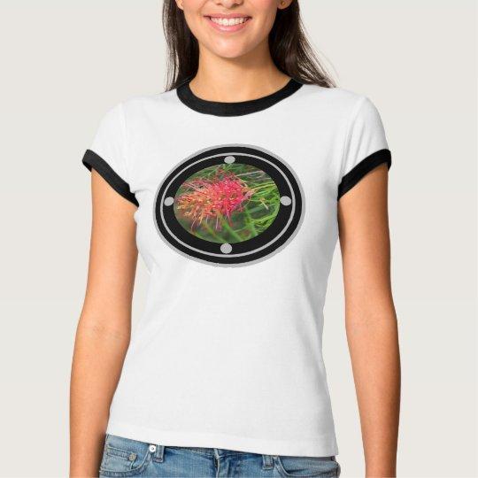 Grevillea flower shirt
